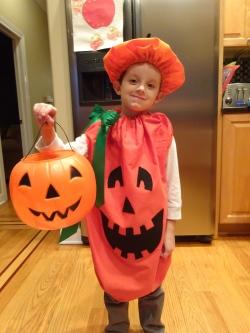Beckett Pumpkin 1