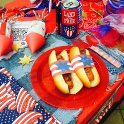 DIY Hotdog wraps (1)