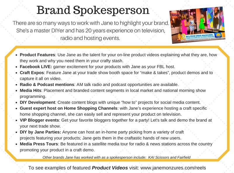 brand-spokesperson