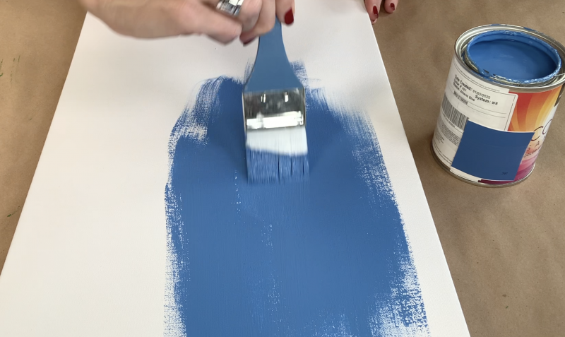 Painting Canvas