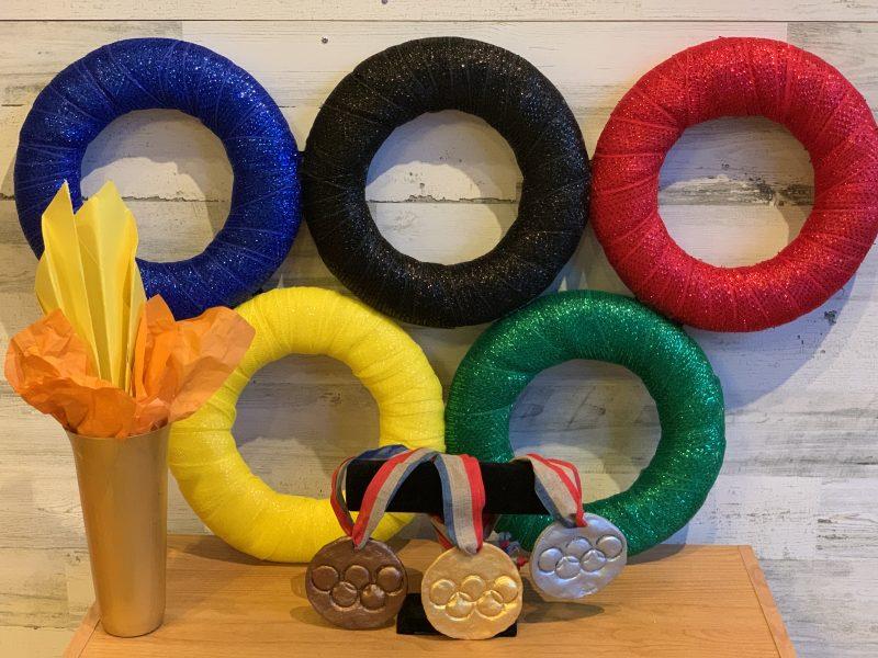 Olympic Decor