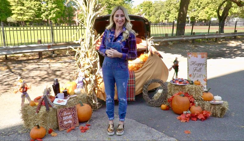 Trunk or Treat in the park