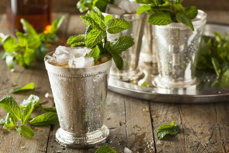 Mint Julep Cocktail