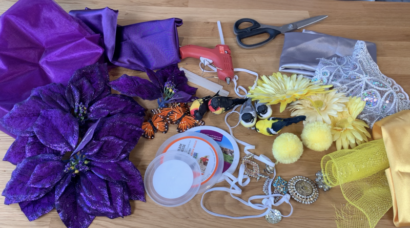 Fascinator Supplies