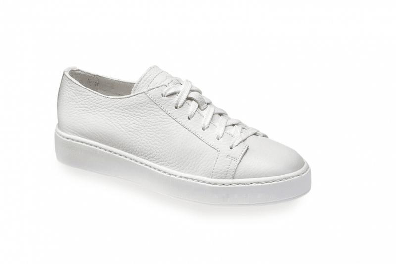 Santoni Clean Icon Tonal Low-Top Sneakers