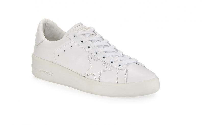 Golden Goose Pure star Lace up Sneakers
