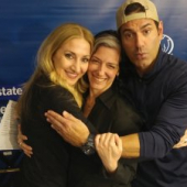 Jane and Pete talk to professional cuddler Madelon Guinazzo to find out why cuddling is actually therapy!