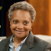 Mayor Lori Lightfoot joins Jane and Pete to talk about her new role in Chicago