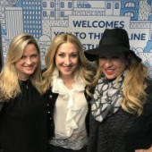 Wedding Bells are Ringing! Modern Luxury Wedding's Amy Allen and Planner Extraordinaire Michelle Durpetti chime in on WGN's Pete & Jane Show Feb 17, 2019