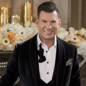 Jane and talks with wedding and entertaining expert, David Tutera, about his new shows on CLIXTV.com