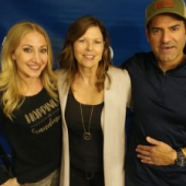 Jane & Pete talk with Reiki Practitioner, Teri Kersting