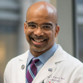Cardiologist Dr Clyde Yancy on WGN's Pete & Jane Show January 31, 2019