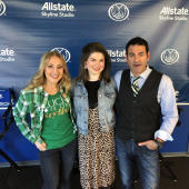 Jane & Pete talk St Patrick's Day and Fashion with Bloomingdales Katy Crabtree on 720 WGN Radio